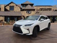 Engineered to turn heads, the Lexus RX is luxury