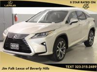 Options:  2017 Lexus Rx 350|Gold|Navigation-One Owner!!
