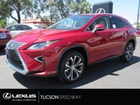 The RX 350's offers up a true luxury experience. Warm