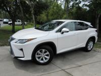 This 2017 Lexus RX 4dr RX 350 FWD features a 3.5L V6