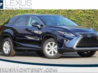 Nightfall Mica 2017 Lexus RX 350 AWD 8-Speed Automatic