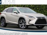 This 2017 RX is for Lexus enthusiasts who are searching