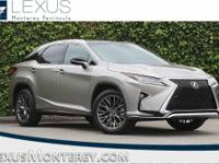 This 2017 RX is for Lexus nuts who are searching for a