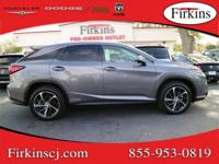 New Price! CARFAX One-Owner. Clean CARFAX. Gray 2017