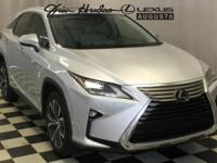 Check out this gently-used 2017 Lexus RX 350 we