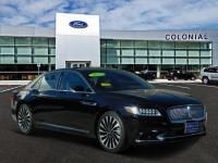 2017 Lincoln Continental Black Label All Wheel Drive