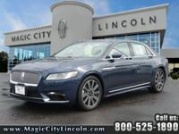 For a smoother ride, opt for this 2017 Lincoln