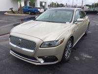 You can find this 2017 Lincoln Continental Select and