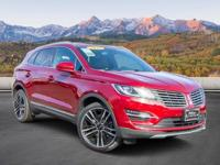 Nav System, Moonroof, Heated/Cooled Leather Seats,