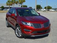 This low mileage, one owner Lincoln MKC Select FWD
