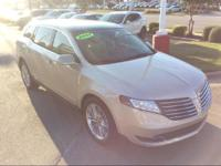 Recent Arrival! Clean CARFAX. 2017 Lincoln MKT Elite