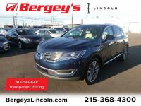 2017 LINCOLN MKX 2.7L AWD w/ CARGO UTILITY & CLIMATE