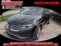 **HAGGLE FEE PRICING** This Lincoln MKX is nicely