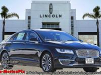 Options:  2017 Lincoln Mkz Hybrid Reserve|Black