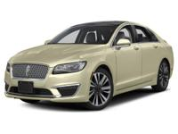 Options:  2017 Lincoln Mkz Premiere|This 2017 Lincoln