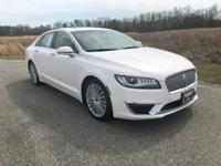 Carfax 1 owner,Equipment group 300A,Moonroof, MKZ