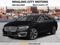 Turbocharged! All Wheel Drive! 2017 Lincoln MKZ. Enjoy