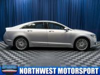 Clean Carfax One Owner Sedan with Navigation!  Options: