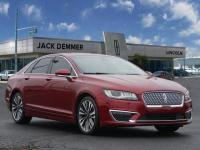 2017 Lincoln MKZ Certified. Lincoln Certified Pre-Owned