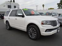 New Arrival! This Lincoln Navigator is CERTIFIED!