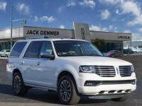 2017 Lincoln Navigator Certified. Lincoln Certified
