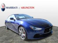 This outstanding example of a 2017 Maserati Ghibli S Q4