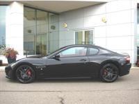 2017 Maserati Granturismo Sport in Nero Carbonio with