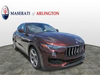 This 2017 Maserati Levante is proudly offered by