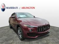 aserati of Arlington is excited to offer this 2017