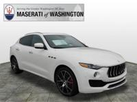 This outstanding example of a 2017 Maserati Levante S
