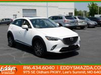 Looking for a clean, well-cared for 2017 Mazda CX-3?