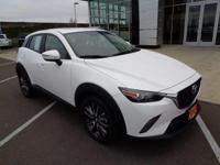 CarFax 1-Owner, This 2017 Mazda Cx-3 Touring will sell