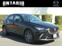 CX-3  Options:  Blind Spot Sensor|Abs Brakes