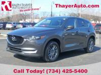 2013 CX-5 Touring Clean CARFAX **Bluetooth