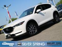 2017 Mazda CX-5 Grand Select Snowflake White Pearl Mica