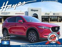 ZOOM! ZOOM! 2017 Mazda CX-5 Grand Touring SKYACTIV 2.5L