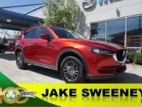Recent Arrival! Clean CARFAX. Certified. 2017 Mazda