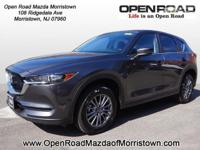 Excellent Condition, Mazda Certified, CARFAX 1-Owner,