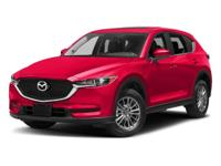 Blue 2017 Mazda CX-5 Touring FWD 6-Speed Automatic