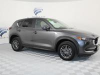 CARFAX 1-Owner, ONLY 5,574 Miles! CX-5 Touring trim.