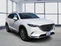 CX-9 Grand Touring trim. Mazda Certified, CARFAX
