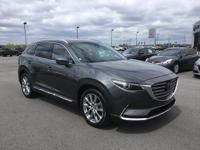 CARFAX One-Owner. Clean CARFAX. Machine Gray 2017 Mazda