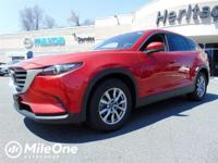 Clean CARFAX. 2017 Mazda CX-9 Touring AWD 6-Speed