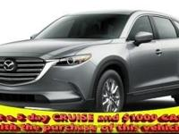 2017 Mazda CX-9 Touring AWD. 26/20 Highway/City MPG