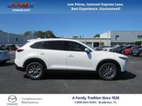 This Certified 2017 Mazda CX-9 Touring in Snowflake