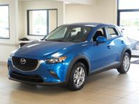Meet the 2017 Mazda CX-3, the capable compact crossover