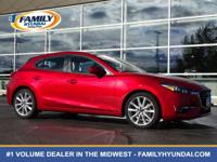 Come see this 2017 Mazda Mazda3 5-Door Grand Touring.