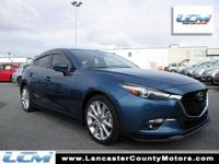 Mazda3 Grand Touring, Carfax One Owner!, *Local Trade,