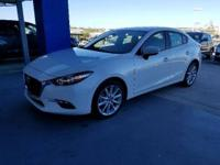 MAZDA CERTIFIED,Moonroof, Heated Leather Seats, Dual
