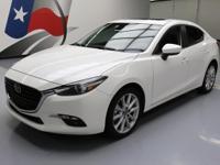 2017 Mazda Mazda3 with 2.5L I4 Engine,6-Speed Manual